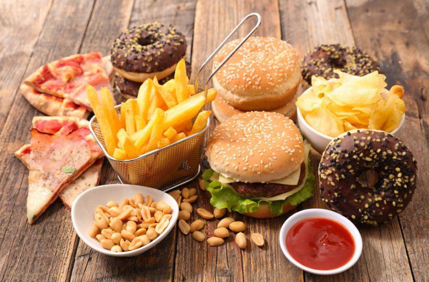 ارتباط بین زوال عقل و خوردن غذاهای سرخ کردنی