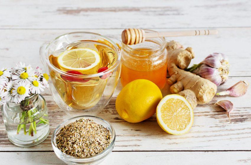 چند داروی طبیعی برای درمان معده درد و تقویت معده