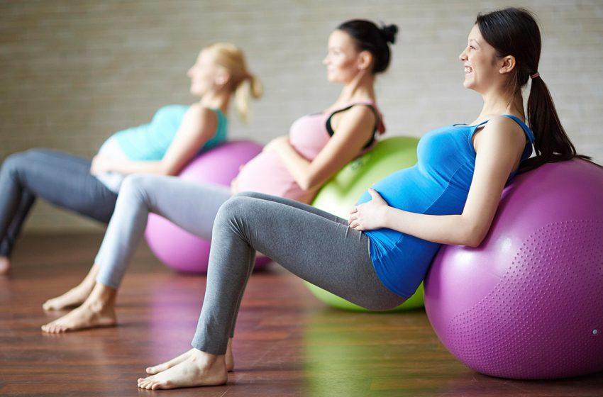 مزایای ورزش در دوران بارداری
