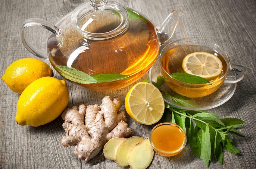 چند راه ساده و خانگی برای درمان سرماخوردگی