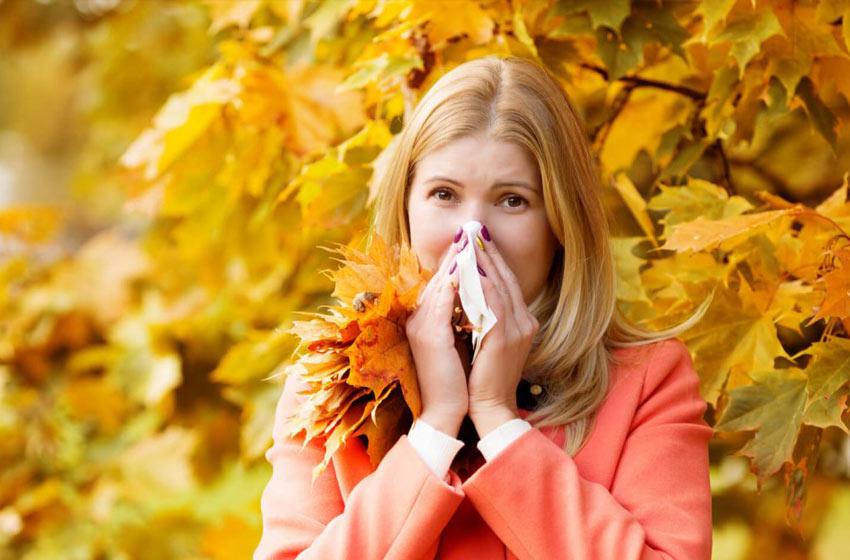 حساسیتهای پاییزی (حساسیتهای تنفسی یا پوستی)