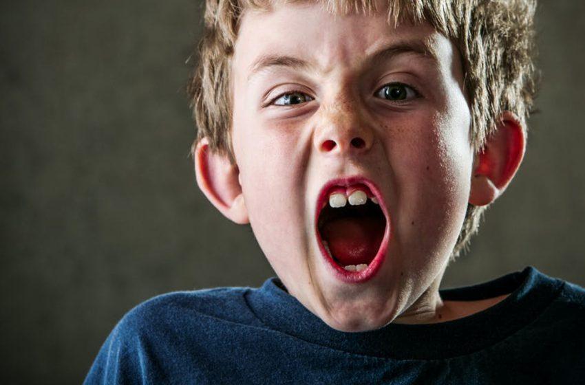 نقش والدین در پرخاشگری کودکان