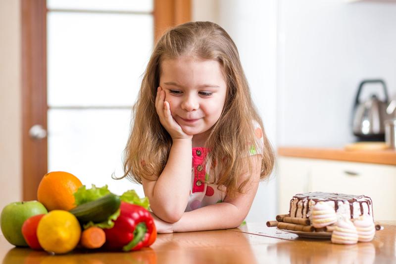 رژیم غذایی برای دیابت کودکان